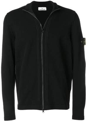 Stone Island zip-up cardigan