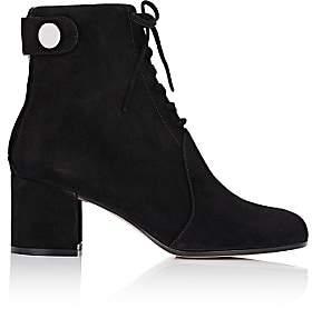 Gianvito Rossi Women's Finlay Mid Boots - Black