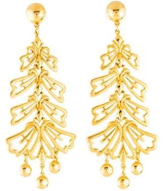 Ben-Amun Ben Amun Chandelier Earrings
