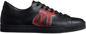 Burberry logo-print sneakers