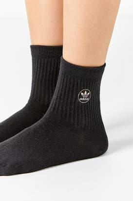 adidas Metallic Trefoil Sock