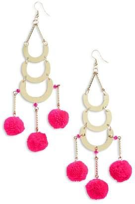 AREA STARS Balboa Earrings