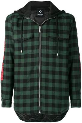 Marcelo Burlon County of Milan Never Sleep shirt jacket