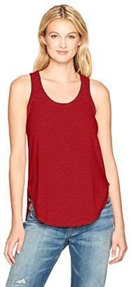 Wilt Women's Shrunken Shirttail Tank