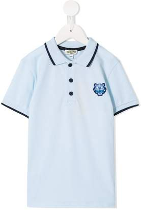 Kenzo short sleeved polo shirt