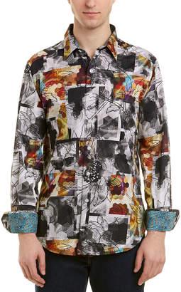 Robert Graham Arbor Lake Classic Fit Woven Shirt