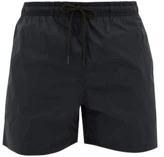 Solid & Striped The Classic Swim Shorts - Mens - Black
