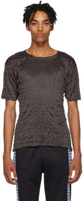 Issey Miyake Grey Torus Kanoko T-Shirt
