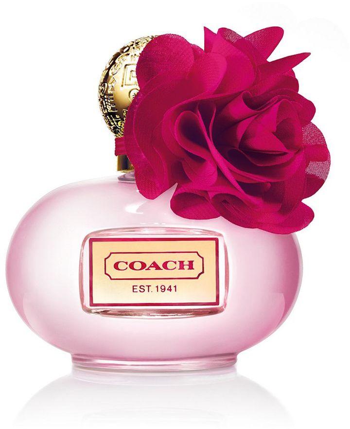 Freesia Coach poppy blossom eau de parfum spray - 1.7 oz.