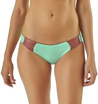 Patagonia Reversible Seaglass Bay Bikini Bottom - Women's