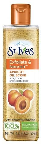 St. Ives® St. Ives Facial Oil Scrub Apricot 4.23 oz. Image