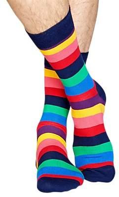Happy Socks Stripe Socks, One Size