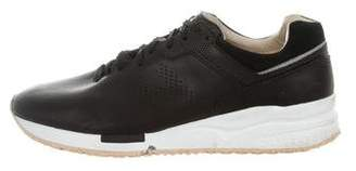 New Balance Perforated Logo Sneakers