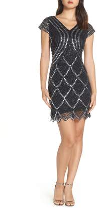 Pisarro Nights Embellished Sheath