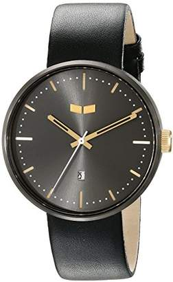 Vestal Unisex ROS3L009 Roosevelt Analog Display Quartz Watch
