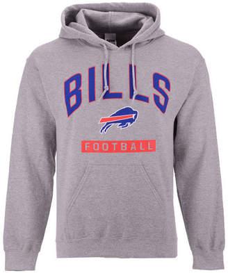 Authentic Nfl Apparel Men Buffalo Bills Gym Class Hoodie