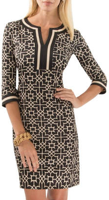 Gretchen Scott Bombay Taj Dress