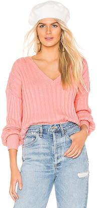 Tularosa Padon V Neck Sweater