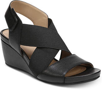 Naturalizer Cleo Wedge Sandals Women's Shoes
