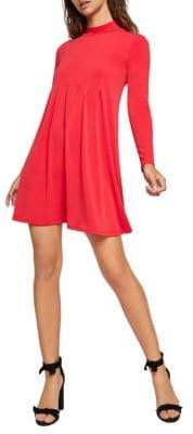 BCBGeneration Long-Sleeve A-Line Dress