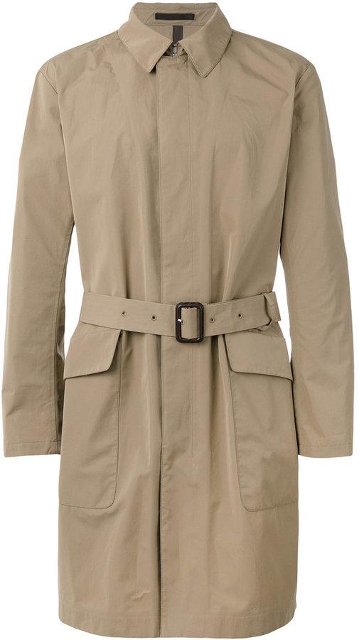 CarusoCaruso lightweight overcoat