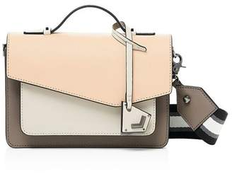 Botkier Cobble Hill Colorblock Leather Crossbody