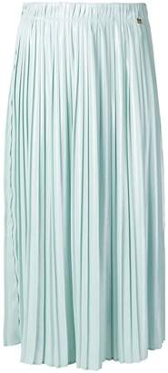 Elisabetta Franchi pleated midi skirt