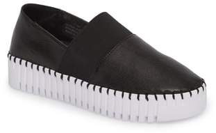 Jeffrey Campbell Cube Slip-On Platform Sneaker