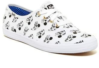 Keds Minnie Mouse Print Low Sneaker $55 thestylecure.com