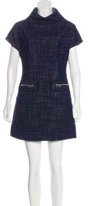 Marc by Marc Jacobs Woven Mini Dress