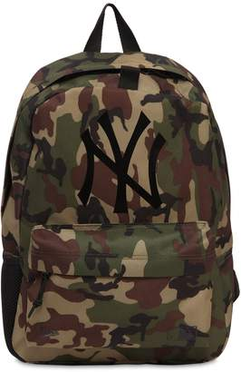 New Era Ny Yankees Stadium Camo Backpack