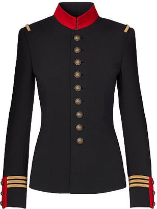 Ralph Lauren The Officer's Jacket $2,290 thestylecure.com