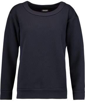 DKNY Waffle-Knit Sweater