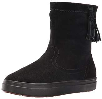 crocs Women's Lodge Point Suede Pull-on Winter Boot $28.10 thestylecure.com