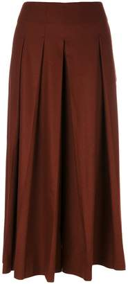 Fabiana Filippi loose fit draped trousers