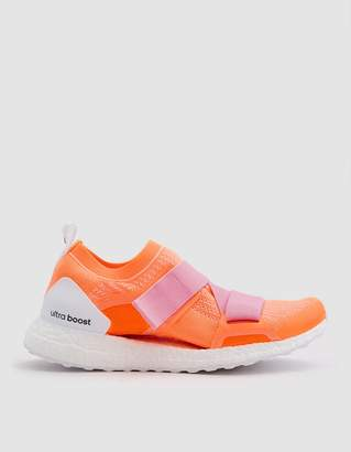 adidas by Stella McCartney UltraBOOST X Double Strap in Glow Orange