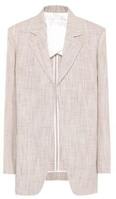 Victoria Beckham Tweed blazer
