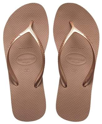 Havaianas High Fashion Platform Wedge Flip Flop Sandal (Women)