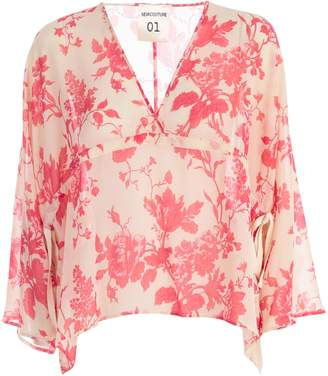 Semi-Couture Semicouture Floral Blouse