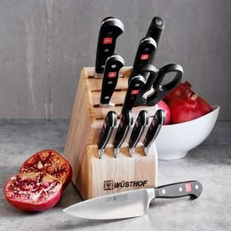 Wusthof Classic 12-Piece Knife Block Set