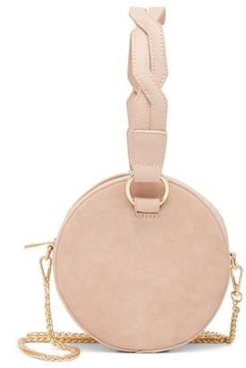 Street Level Small Round Crossbody Bag