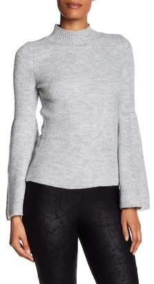 Rachel Roy Bell Sleeve Pullover Sweater