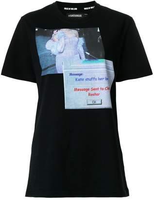 House of Holland photo print T-shirt