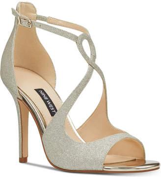Nine West Giaa Evening Sandals Women Shoes