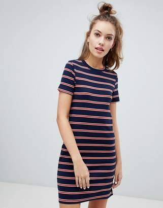 Pull&Bear stripe jersey dress