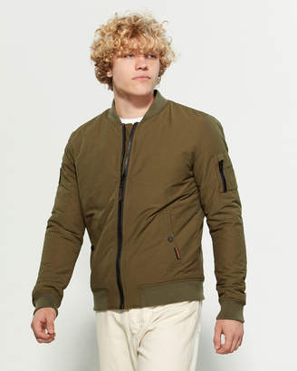 Superdry Air Corps Full-Zip Bomber Jacket