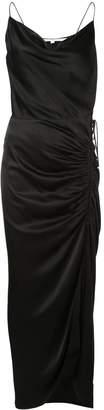 Veronica Beard draped design dress