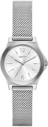 DKNY Women's 'Parsons' Quartz Stainless Steel Casual Watch, Color:-Toned (Model: NY2488)
