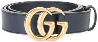 Gucci interlocking GG buckle belt