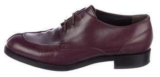 AGL Round-Toe Leather Oxfords